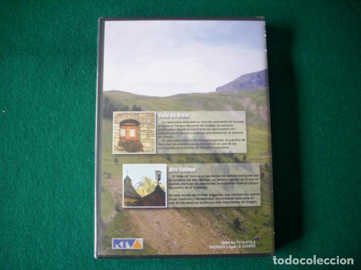 Cine: VIAJAR POR ARAGÓN - Nº 7 - VALLE DE BROTO - ALTO GÁLLEGO - DVD RTVA - PRECINTADO - Foto 3 - 177961953