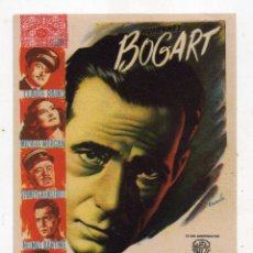 Cine: PASAJE PARA MARSELLA. HUMPHREY BOGART, CLAUDE RAINS, MICHELE MORGAN, PETER LORRE.... Lote 178833360