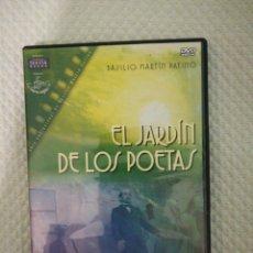 Cine: BASILIO MARTIN PATIÑO EL JARDÍN DE LOS POETAS. Lote 179047471