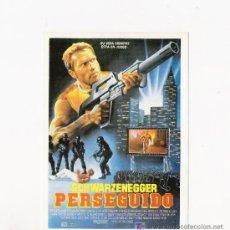 Cine: PERSEGUIDO, PROGRAMA DE MANO, MODERNO. Lote 179108950