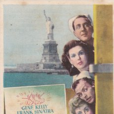 Cine: UN DIA EN NUEVA YORK. Lote 179311176