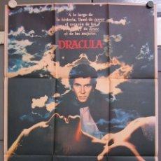 Cine: ZW63 DRACULA FRANK LANGELLA LAURENCE OLIVIER JOHN BADHAM POSTER ORIGINAL 70X100 ESTRENO. Lote 180007970
