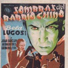 Cine: EL ULTIMO AVISO . Lote 180186391