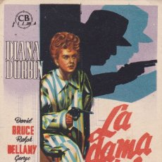 Cine: LA DAMA DEL TREN. Lote 180186853