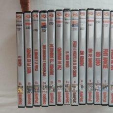 Cine: COLECCION PELICULAS CLASICOS DEL OESTE DVD. Lote 180256447