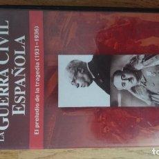 Cine: CD DOCUMENTAL ¨LA GUERRA CIVIL ESPAÑOLA¨ PRELUDIO DE LA TRAGEDIA (1931- 1936). Lote 181176783