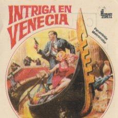 Cine: PROGRAMA DE CINE – INTRIGA EN VENECIA – ELKE SOMMER – CINE COLISEUM – 1970. Lote 181595077