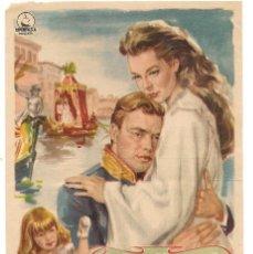 Cine: EL DESTINO DE SISSI (1957). Lote 181900850