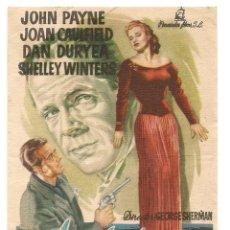 Cine: AVES DE RAPIÑA (1948). Lote 181912397