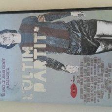 Cine: L'ULTIM PARTIT 40 ANYS DE JOHAN CRUYFF A CATALUNYA,. DVD DOCUMENTAL. Lote 182279952