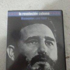 Cine: LA REVOLUCIÓN CUBANA. DVD.. Lote 182711726
