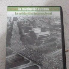 Cine: LA REVOLUCIÓN CUBANA. DVD.. Lote 182712043