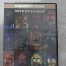 Cine: LA REVOLUCIÓN CUBANA, DVD. . Lote 182712333