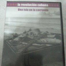 Cine: LA REVOLUCIÓN CUBANA, DVD. . Lote 182713103