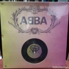 Flyers Publicitaires de films Anciens: DVD DOCUMENTAL HISTORIA DE ABBA - PRECINTADO. Lote 183263988