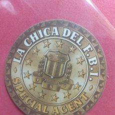 Cine: LA CHICA DEL F.B.I-1951-CON PUBLICIDAD. Lote 183703941