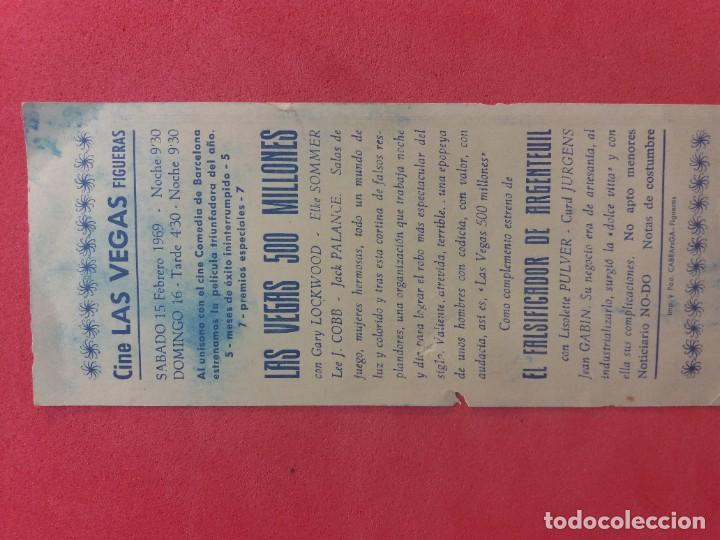 Cine: LAS VEGAS 500 MILLONES-CON PUBLICIDAD - Foto 2 - 183704147
