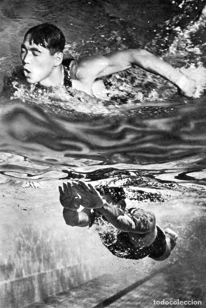 Cine: OLIMPIADA II LA FIESTA DE LA BELLEZA FOLLETO GUÍA ORIGINAL ÉPOCA 1936 LENI RIEFENSTAHL ADOLF HITLER - Foto 7 - 183842792