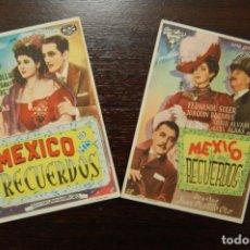 Cine: MÉXICO DE MIS RECUERDOS -PISCINA LAS DELICIAS-. Lote 184460985