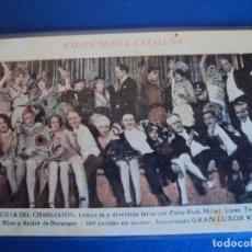 Cine: (PG-190651)PROGRAMA DE CINE - LA LOCURA DEL CHARLESTON - SALON NUEVA CATALUÑA. Lote 184784212