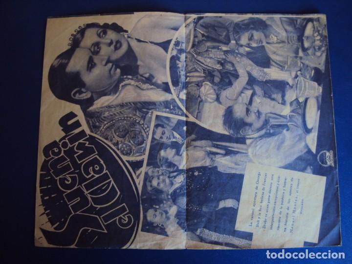 Cine: (PG-190610)PROGRAMA DE CINE - SUENA EL CLARIN - CINE RAMBLA - AÑO 1936 - Foto 3 - 184790891