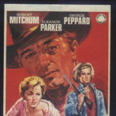 Cine: P-3863- CON EL LLEGO EL ESCANDALO (HOME FROM THE HILL) ROBERT MITCHUM - ELEANOR PARKER. Lote 186039845