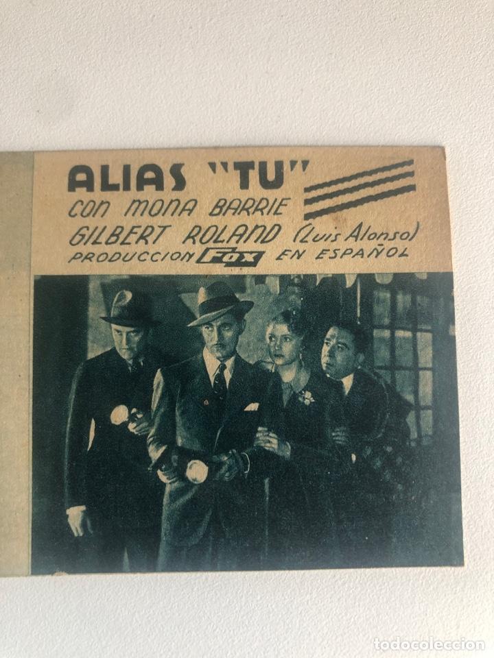 Cine: Alias tu - Foto 3 - 186072578