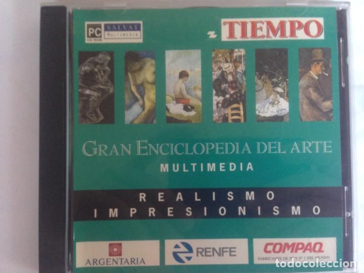 Cine: COLECCION CD Multimedia: Gran Enciclopedia del Arte - COLECCION - Foto 2 - 186094730