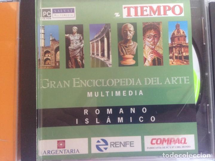 Cine: COLECCION CD Multimedia: Gran Enciclopedia del Arte - COLECCION - Foto 3 - 186094730
