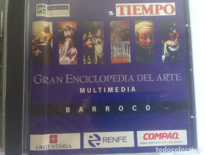 Cine: COLECCION CD Multimedia: Gran Enciclopedia del Arte - COLECCION - Foto 4 - 186094730