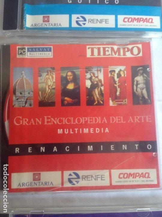 Cine: COLECCION CD Multimedia: Gran Enciclopedia del Arte - COLECCION - Foto 6 - 186094730