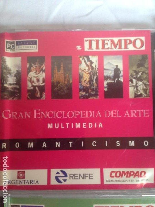 Cine: COLECCION CD Multimedia: Gran Enciclopedia del Arte - COLECCION - Foto 7 - 186094730