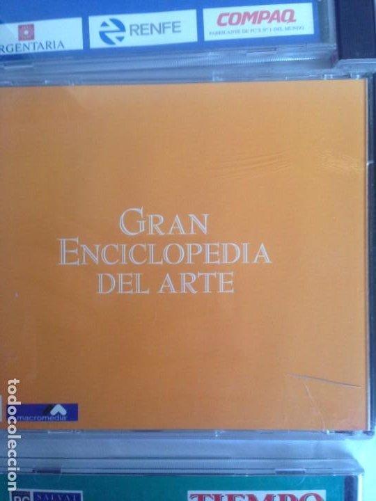Cine: COLECCION CD Multimedia: Gran Enciclopedia del Arte - COLECCION - Foto 8 - 186094730