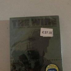 Cine: THE WIRE (SEGUNDA TEMPORADA COMPLETA). Lote 186121175