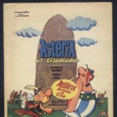 Cine: P-8522- ASTERIX EL GLADIADOR. Lote 186307791