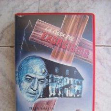 Cine: LA CASA DEL EXORCISMO.VHS. Lote 187494575