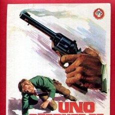 Cine: UNO DESPUES DE OTRO SENCILLO SIN CINE , PMD 983. Lote 294167688