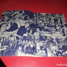 Cine: FOLLETO DOBLE NIÑA REVOLTOSA CON GLORIA JEAN. SIN PUBLICIDAD. AÑO 1939.. Lote 189173852