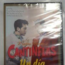 Cine: DVD CINE / CANTINFLAS / UN DIA CON EL DIABLO / DVD NUEVO A ESTRENAR. Lote 189490612