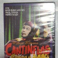 Cine: DVD CINE / CANTINFLAS / ROMEO Y JULIETA / DVD NUEVO A ESTRENAR. Lote 189490745