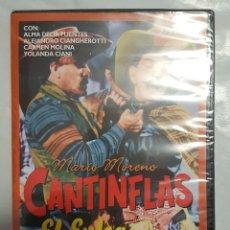Cine: DVD CINE / CANTINFLAS / EL EXTRA / DVD NUEVO A ESTRENAR. Lote 189490890