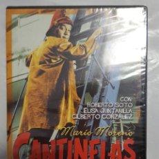 Cine: DVD CINE / CANTINFLAS / EL BOMBERO ATOMICO / DVD NUEVO A ESTRENAR. Lote 189490980