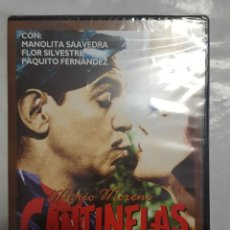 Cine: DVD CINE / CANTINFLAS / EL BOLERO DE RAQUEL / DVD NUEVO A ESTRENAR. Lote 189491051