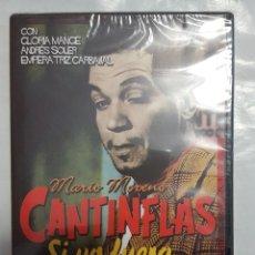 Cine: DVD CINE / CANTINFLAS / SI YO FUERA DIPUTADO / DVD NUEVO A ESTRENAR. Lote 189491116