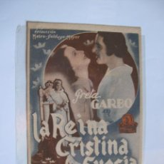 Cine: 20 ------ PROGRAMA DE MANO ORIGINAL EL DE LA FOTO. Lote 190284446