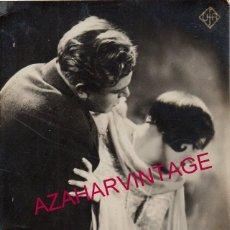 Cine: ASFALTO (CINE MUDO). Lote 190287273