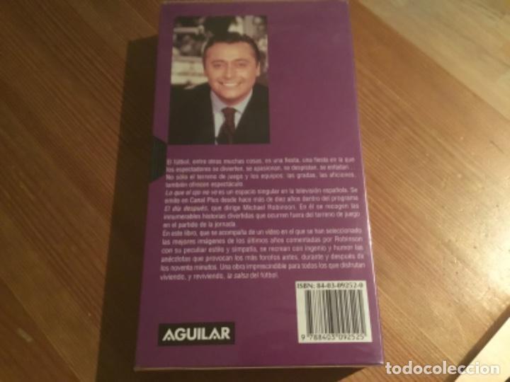 """Cine: VHS """"LO QUE EL OJO NO VE"""" - Foto 2 - 190554031"""