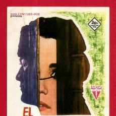 Cine: EL ESTRANGULADOR DE BOSTON SENCILLO SIN CINE , PMD 982. Lote 210607132