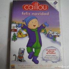 Cine: CAILLOU FELIZ NAVIDAD DVD. Lote 191146226