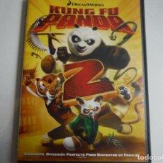 Cine: KUNG FU PANDA 2 DVD. Lote 191146361